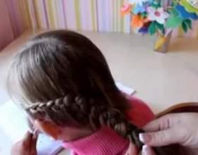 2 Прості дитячі зачіски фото