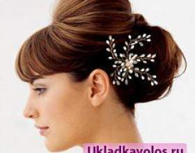 Аксесуари для волосся на випускний фото
