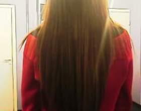 Англійське нарощування волосся фото
