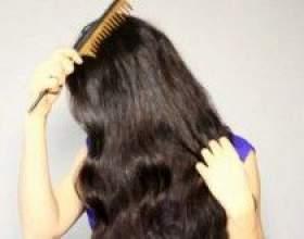 Морська сіль: корисний пілінг шкіри голови! фото