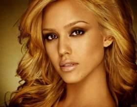 Блондинки з карими очима: відтінки тону фото