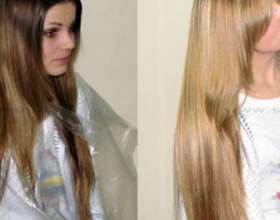 Брондірованіе волосся в домашніх умовах фото