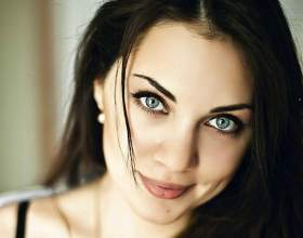 Колір волосся для сірих очей: поради стилістів фото