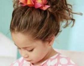 Дитячі зачіски. Якими вони бувають фото