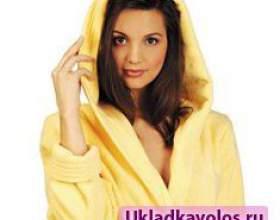 Фасони жіночих халатів фото