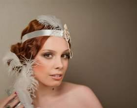 Грецька зачіска з пов`язкою фото