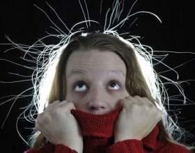 Електризуються волосся - що робити? фото