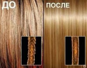 Як зробити екранування волосся вдома? фото