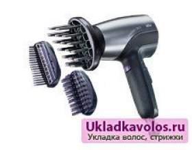 Як вибрати фен для волосся фото
