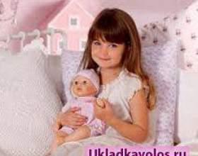 Як вибрати ляльку для дівчинки? фото