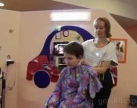 Як вибрати перукарню для дитини? фото