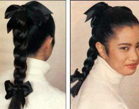Як заплести просту косу (фото) фото