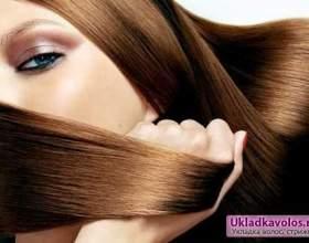 Кефірна маска для сухого волосся фото