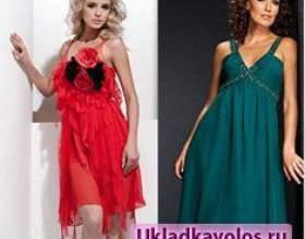 Коктейльні сукні: вибираємо правильно фото