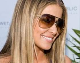 Колорування на русяве волосся фото