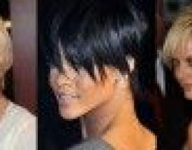 Короткі зачіски фото