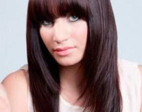 Красиві стрижки на довге волосся фото