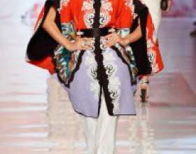 Курс на схід: одяг в азіатському стилі. З чим носити фото