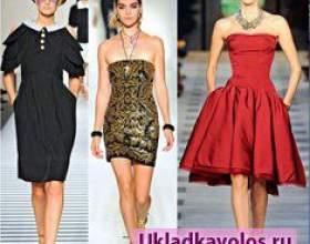 Літні сукні: модні тенденції фото