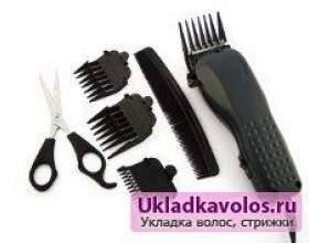 Кращі машинки для стрижки волосся фото