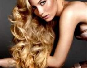 Манікюр для волосся фото