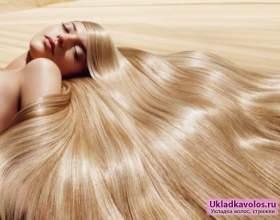 Маска для ламінування волосся фото