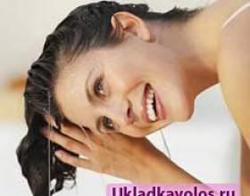 Маска для сухого пошкодженого волосся фото