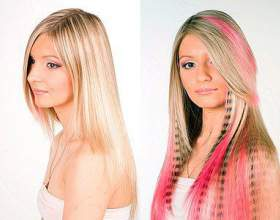 Мінуси нарощування волосся фото