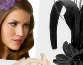 Модні аксесуари для волосся фото