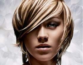 Модні зачіски для короткого волосся фото