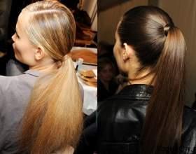Модні зачіски 2017 фото