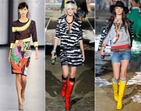 Модні принти літнього сезону фото