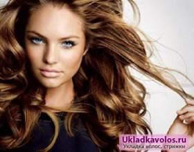 Модні стрижки на довге волосся фото