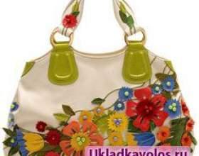 Модні сумки на літо фото