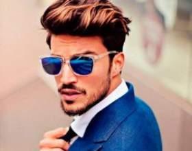 Чоловічі стрижки 2017 - модні тренди і назви зачісок фото