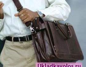 Чоловічі сумки як подарунки фото