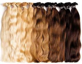 Нарощування волосся в домашніх умовах фото