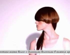Об`ємні стрижки для власниць довгого волосся фото