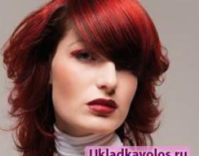Фарбування волосся: оригінальні кольору фото