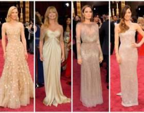 Оскар 2014: сукні та наряди на червоній доріжці фото