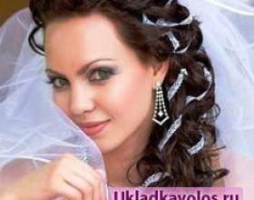 """Відмінні весільні зачіски для нареченої С""""РѕС'Рѕ"""