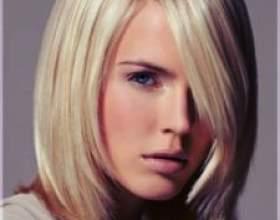 Популярні стрижки для волосся середньої довжини фото