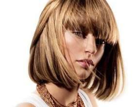 Популярні укладання для короткого волосся з чубчиком фото