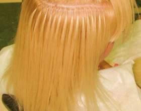 Наслідки нарощування волосся фото