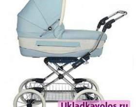 Правила вибору коляски для новонароджених фото