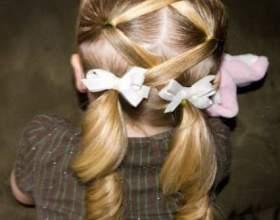 Святкові зачіски 2017 для дівчаток фото