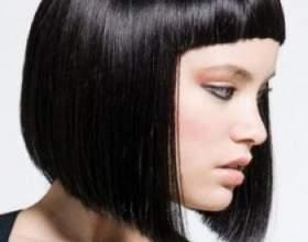Зачіска боб з чубчиком: модно і стильно фото