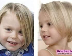 Зачіски для маленьких дівчаток фото