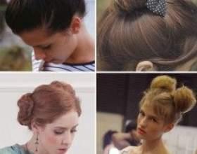 Зачіски для підлітків фото
