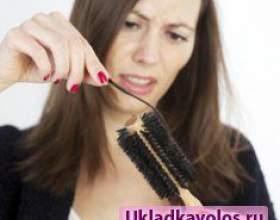 Рецепти проти випадіння волосся фото